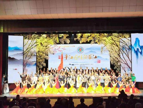 穿越两千年的致敬---2020第六届中国诗歌春晚·平江会场隆重开幕