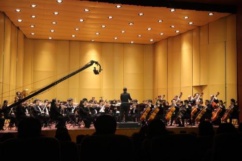 北京交响乐团中外名曲音乐会完美落幕