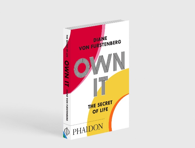 传奇奢侈品创办人DVF女士再著新书 致现代女性的成长箴言