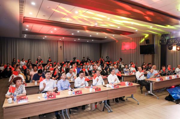 百年华诞心向党 犇犇锦程砺前行,浦锦街道庆祝建党100周年暨街道成立六周年大会隆重举行